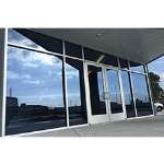 Guardian Glass - SuperNeutral® Low-E Glass - SNR 43 - CrystalBlue™