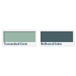Guardian Glass - SuperNeutral® Low-E Glass - SNX 51/23 - Green