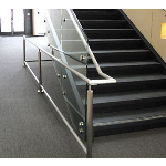 C.R. Laurence Co., Inc. - SRS Standoff Glass Railing System