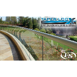 C.R. Laurence Co., Inc. - TAPER-LOC® Dry-Glazed Railing System