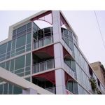 C.R. Laurence Co., Inc. - 10 71 13 CRL 8010/8020 Series Aluminum Vertical Screen Systems