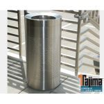 C.R. Laurence Co., Inc. - 12 93 23 CRL Tajima Architectural Trash Receptacles