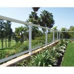 C.R. Laurence Co., Inc. - 05 73 10 CRL Aluminum Railing Systems With Glass