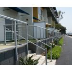 C.R. Laurence Co., Inc. - 05 73 30 CRL Aluminum Railing Systems With Cables