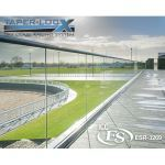 C.R. Laurence Co., Inc. - 05 73 10 CRL GRS TAPER-LOC® Dry Glaze Glass Railing System