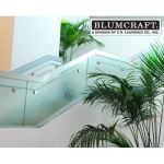 C.R. Laurence Co., Inc. - 05 73 10 CRL-Blumcraft® BGR Wet Glaze Glass Railing System
