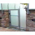 C.R. Laurence Co., Inc. - 05 73 10 CRL AWS Aluminum Windscreen Gate Systems