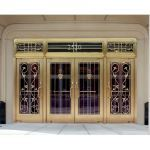 C.R. Laurence Co., Inc. - 08 42 36 CRL-Blumcraft® Premium Series Formed Monumental Balanced Doors