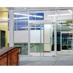 C.R. Laurence Co., Inc. - 08 42 36 CRL-U.S. Aluminum Balancer™ Series All Glass Frameless Balanced Doors