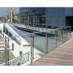 C.R. Laurence Co., Inc. - 05 73 60 CRL P-Series Stainless Steel Post Railing Systems