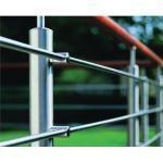 C.R. Laurence Co., Inc. - 05 73 60 CRL Stainless Steel Modular Crossbar Infill System