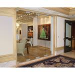 C.R. Laurence Co., Inc. - 08 35 13 CRL Birmingham Series Bi-Folding Top Hung Sliding Door System