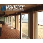 C.R. Laurence Co., Inc. - 08 35 13 CRL Monterey Bi-Folding Glass Wall System