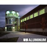 C.R. Laurence Co., Inc. - 08 41 13 CRL-U.S. Aluminum Defender Series BT601 Blast Resistant Thermal Storefront