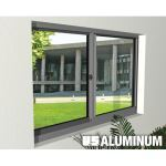 C.R. Laurence Co., Inc. - 08 51 13 CRL-U.S. Aluminum Defender Series BW8200 Blast Resistant Horizontal Sliding Window