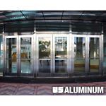 C.R. Laurence Co., Inc. - 08 39 80 CRL-U.S. Aluminum Series DH-350 Hurricane Resistant Entrance Doors