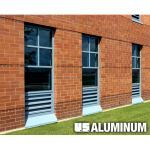 C.R. Laurence Co., Inc. - 08 51 13 CRL-U.S. Aluminum Series IW7500 Hurricane Resistant Concealed Vent Window