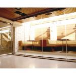 C.R. Laurence Co., Inc. - 10 22 38 .13 CRL SPS Stacking Partition System Featuring Intelli-Track™
