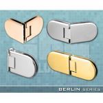 C.R. Laurence Co., Inc. - 10 28 80 Berlin Series Frameless Shower Door Hardware