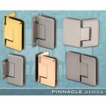 C.R. Laurence Co., Inc. - 10 28 80 Pinnacle Series Frameless Shower Door Hardware