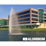 C.R. Laurence Co., Inc. - 08 44 13 CRL-U.S. Aluminum Series 2100 Curtain Wall System