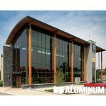 C.R. Laurence Co., Inc. - 08 44 13 CRL-U.S. Aluminum Series 2202 Curtain Wall System