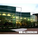 C.R. Laurence Co., Inc. - 08 44 13 CRL-U.S. Aluminum Series 3150 Curtain Wall System