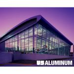 C.R. Laurence Co., Inc. - 08 44 13 CRL-U.S. Aluminum Series 3250 Curtain Wall System