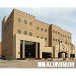 C.R. Laurence Co., Inc. - 08 44 13 CRL-U.S. Aluminum Series 3252 & 3252SG High Performance Curtain Wall Systems