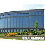 C.R. Laurence Co., Inc. - 08 44 13 CRL-U.S. Aluminum Series 4250 & 4250T Curtain Wall System