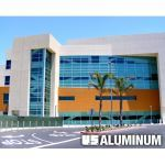 C.R. Laurence Co., Inc. - 08 44 13 CRL-U.S. Aluminum Series 4500 Curtain Wall System