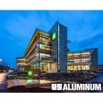 C.R. Laurence Co., Inc. - 08 44 13 CRL-U.S. Aluminum Series HP3253 High Performance Curtain Wall System