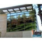 C.R. Laurence Co., Inc. - 08 44 18 CRL Tajima Series 100 Pressure Glazed Steel Curtain Wall System