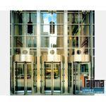 C.R. Laurence Co., Inc. - 08 44 18 CRL Tajima Series 300 Tuck Glazed Steel Curtain Wall System