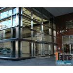 C.R. Laurence Co., Inc. - 08 44 18 CRL Tajima Series 400 Bead Glazed Steel Curtain Wall System