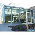 C.R. Laurence Co., Inc. - 08 44 18 CRL Tajima Series 500 Flush Glazed Steel Curtain Wall System