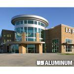 C.R. Laurence Co., Inc. - 08 41 13 CRL-U.S. Aluminum Flush Front™ Storefront Systems