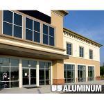 C.R. Laurence Co., Inc. - 08 41 13 CRL-U.S. Aluminum Series 400 & 450 Center Glaze Storefront Systems