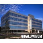C.R. Laurence Co., Inc. - 08 43 13 CRL-U.S. Aluminum OS-2 Offset Glazing Window Wall System