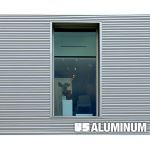 C.R. Laurence Co., Inc. - 08 51 13 CRL-U.S. Aluminum Series 8100 Fixed Window