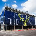 Sturdisteel - STURDIWRAP™ Stadium Banner Systems