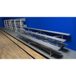 Sturdisteel - Portable Bleachers - Tilt & Roll