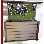 CityScapes International, Inc. - PatioVision HD Elevating Outdoor Entertainment Console