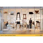 Rakks Architectural Shelving and Hardware - BL Pole Shelving