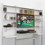 Rakks/Rangine Corporation - Four Pole Kit - Home Entertainment System