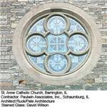 Sussman: J. Sussman, Inc. - Double Glazed Custom Church Windows (300/400/500/600/700 Series)