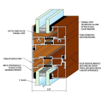 J. Sussman, Inc. - 4200 Series Thermal Break Architectural Aluminum Windows