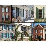 Architectural Columns & Balustrades by Melton Classics - Poly/Wood Classic™ Wood Composite Shutters