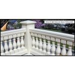 Architectural Columns & Balustrades by Melton Classics - Architectural Urethane™ Polyurethane Balustrades