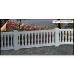 Architectural Columns & Balustrades by Melton Classics - VinylClassic™ PolyVinyl Balustrades